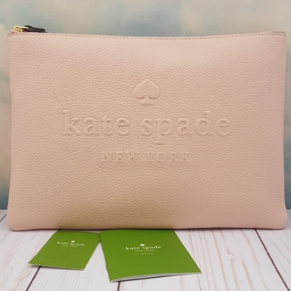 8aa96c636 kate spade Bags | Gia Cosmetic Pouch Or Clutch | Poshmark